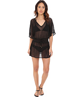 Vitamin A Swimwear - Lucette Plunge Tunic Cover-Up