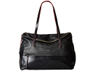 Lodis Accessories Kate Giselle Work Tote (Black)