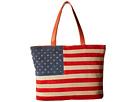 Scully Rockin America Tote Bag