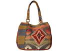 Scully Maria Handbag (Rust)