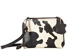 Scully Night On The Town Mini Purse (Black/White)