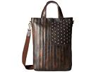 Scully Leather Patriotic Rockin Tote (Multi)