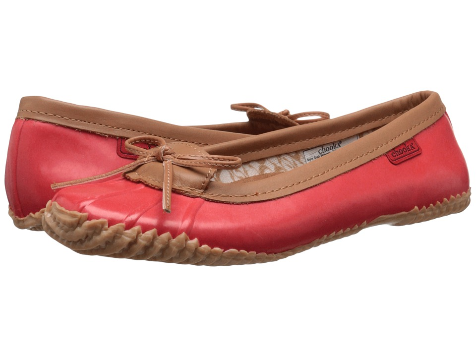 Chooka Duck Skimmer Tulip Womens Flat Shoes
