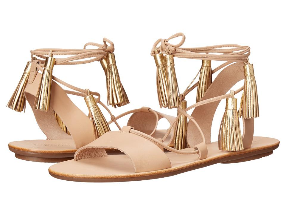 Loeffler Randall - Saffron (Wheat/Gold Vachetta) Womens Sandals
