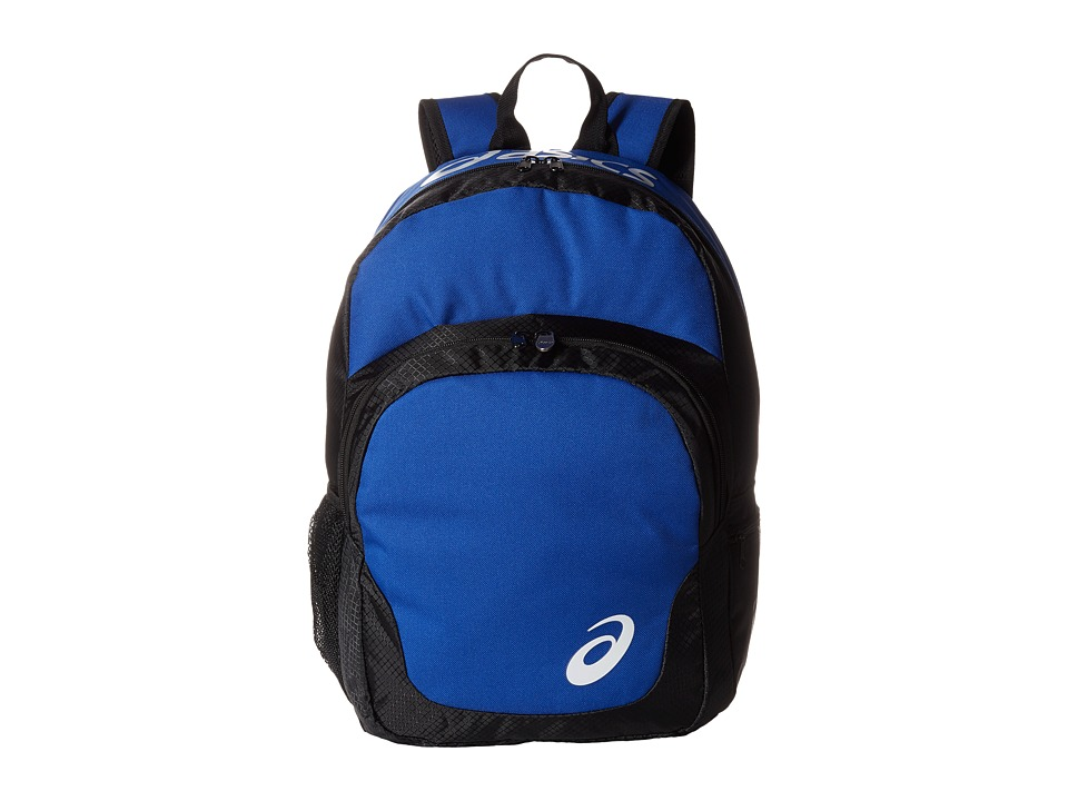 ASICS - ASICS Team Backpack (Royal/Black) Backpack Bags