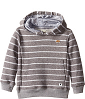 Lucky Brand Kids - Bear Patch Hoody (Toddler)
