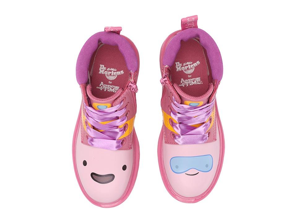 Dr. Martens Kids Collection Bonbon J Little Kid/Big Kid Winter Pink/Candy Pink/Black Currant/Princess Bubblegum Girls Shoes