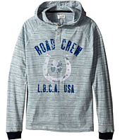 Lucky Brand Kids - Road Crew Long Sleeve (Big Kid)