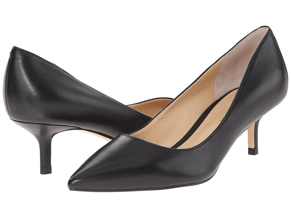 Ivanka Trump - Athyna (Black Leather) Womens Shoes