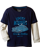 Lucky Brand Kids - Grease Junkies Slider (Toddler)