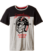 Lucky Brand Kids - Speedway Tee (Big Kid)