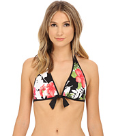 Tommy Bahama - Victoria Blooms Reversible Halter Cup Bra