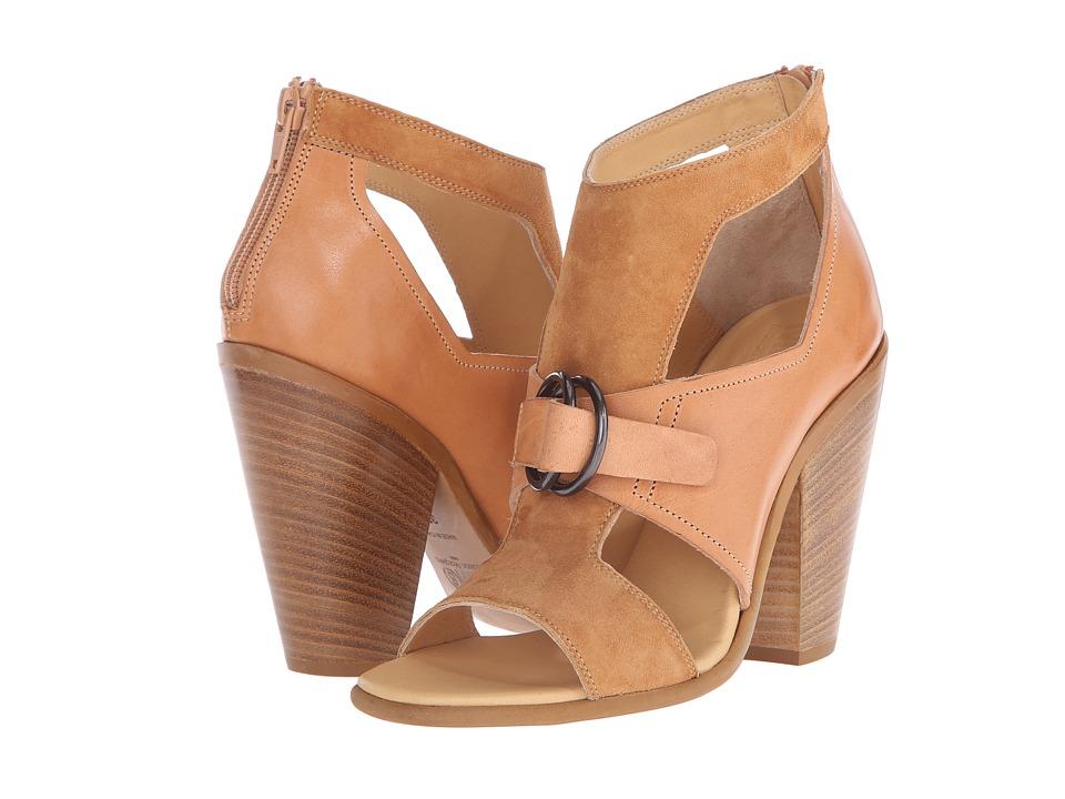 MM6 Maison Margiela Harness Sandal Tan Womens Shoes