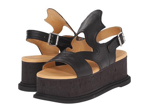 MM6 Maison Margiela Western Flatform Sandal