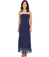 Tommy Bahama - Knit & Chiffon Bandeau Long Dress Cover-Up