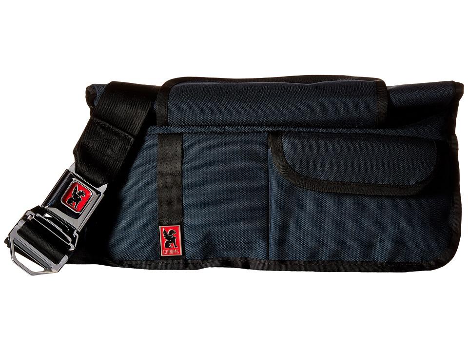 Chrome Chekhov Indigo Bags