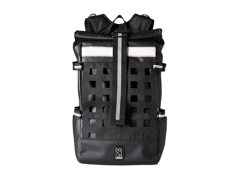 Chrome Barrage Black Bags