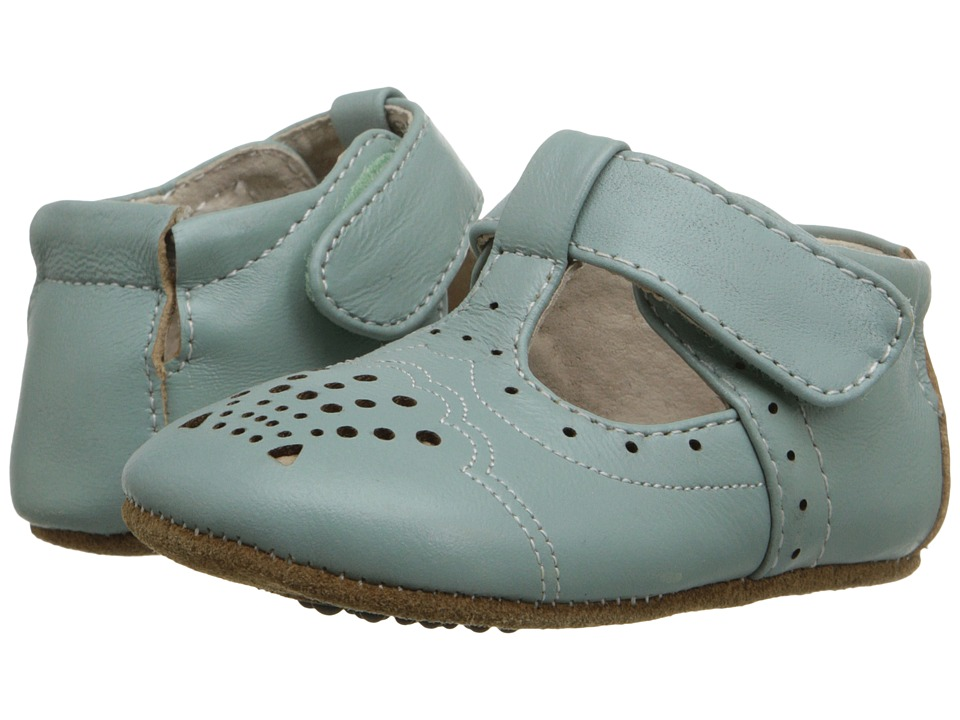 Livie amp Luca Cora Infant Light Blue Girls Shoes