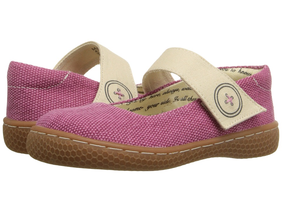 Livie amp Luca Carta Toddler/Little Kid Dark Pink Girls Shoes