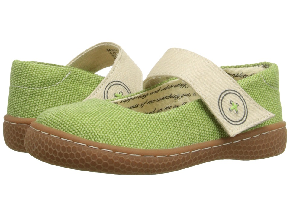 Livie amp Luca Carta Toddler/Little Kid Grass Green Girls Shoes