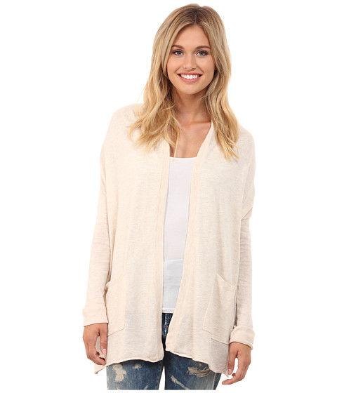 Billabong Outside The Lines Cardigan - White Cap