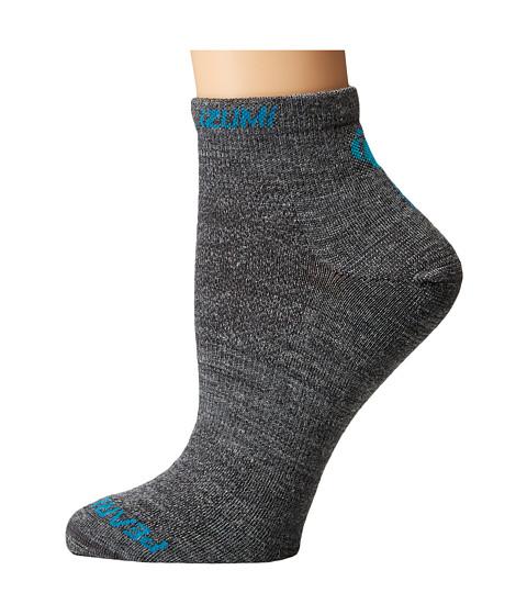 Pearl Izumi Elite Low Wool Sock - Shadow Grey
