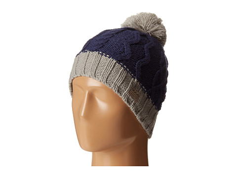 BULA Super Beanie - Heather Medium Grey Combo