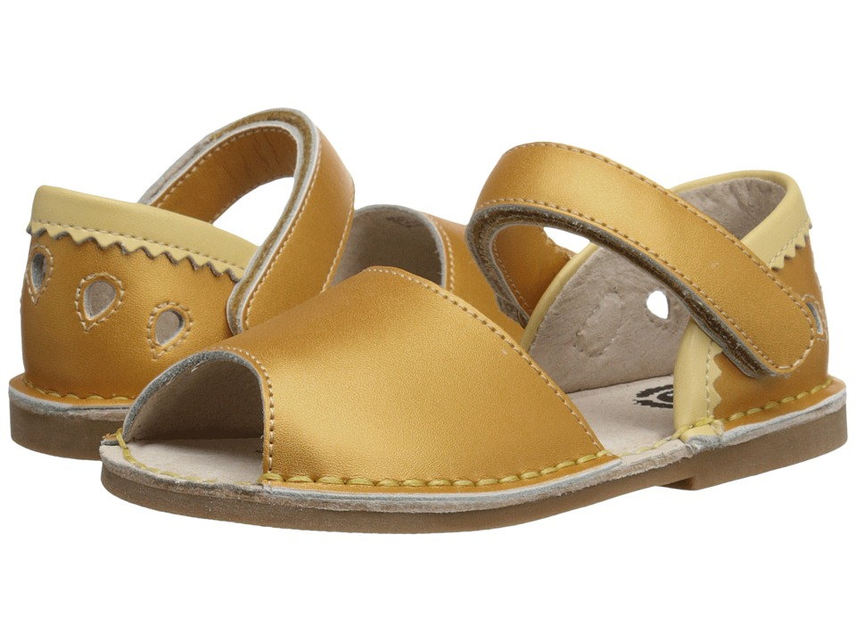 Livie amp Luca Kea Toddler/Little Kid Yellow Girls Shoes