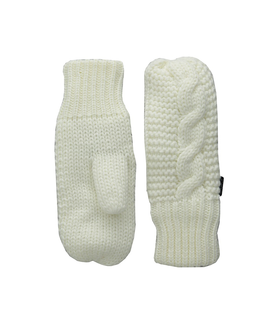 BULA Lulu Mitten (White) Over-Mits Gloves