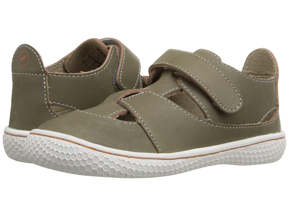 Livie amp Luca Captain Toddler/Little Kid Vintage Gray Boys Shoes