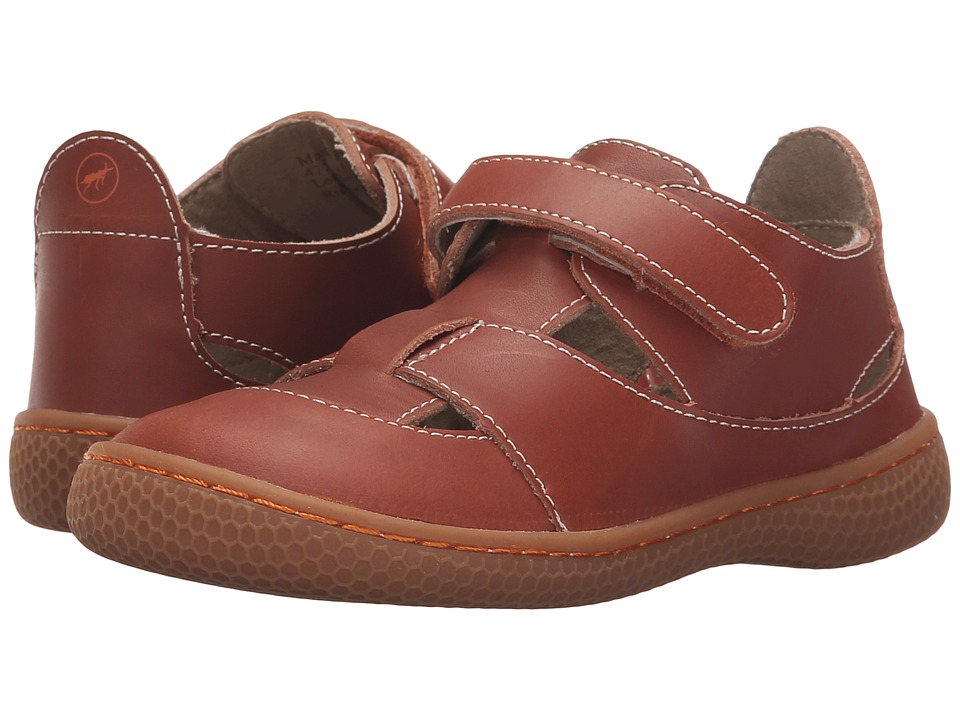Livie amp Luca Captain Toddler/Little Kid Vintage Terracotta Boys Shoes