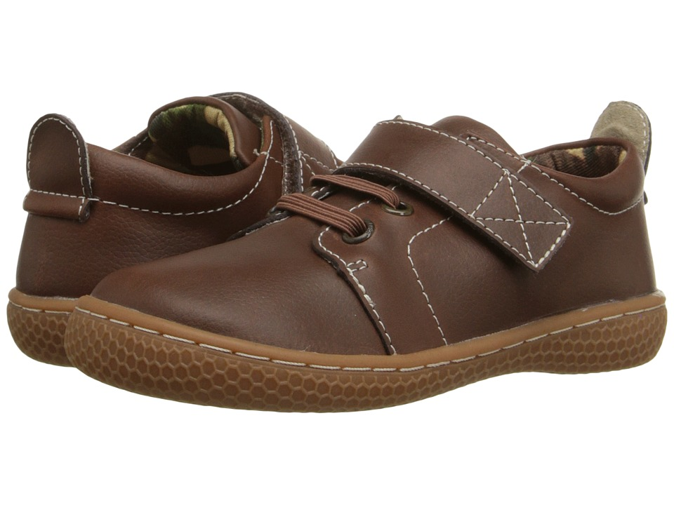 Livie amp Luca Grip Toddler/Little Kid Vintage Toffee Boys Shoes