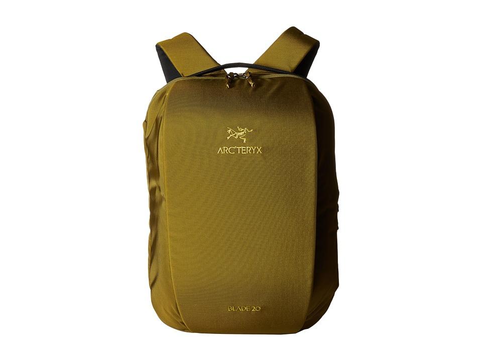 Arcteryx Blade 20 Backpack Biome Backpack Bags
