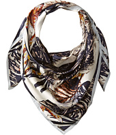 BCBGMAXAZRIA - Tropical Square Scarf