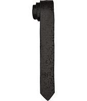 Dolce & Gabbana - Leaf Print Narrow Silk Tie