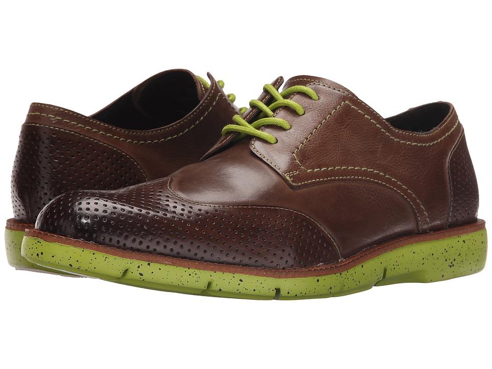 Donald J Pliner Edd Expresso Mens Lace up casual Shoes