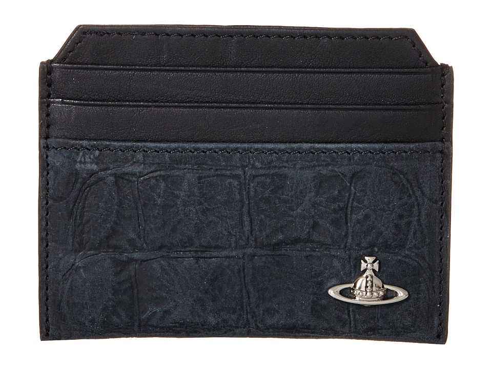 Vivienne Westwood - Amazon Card Holder (Black) Credit card Wallet