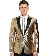 DSQUARED2 - London Velvet Jacquard Tuxedo Jacket