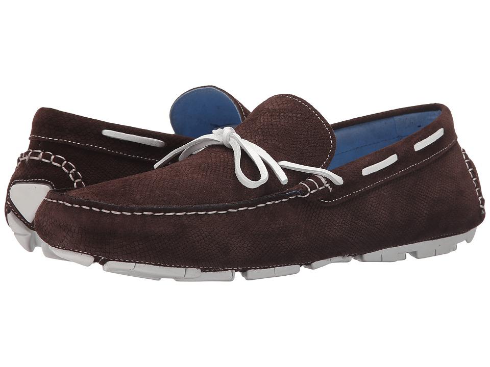 Donald J Pliner Hearst Expresso Mens Slip on Shoes