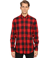 DSQUARED2 - Relax Dan Check Cotton Shirt