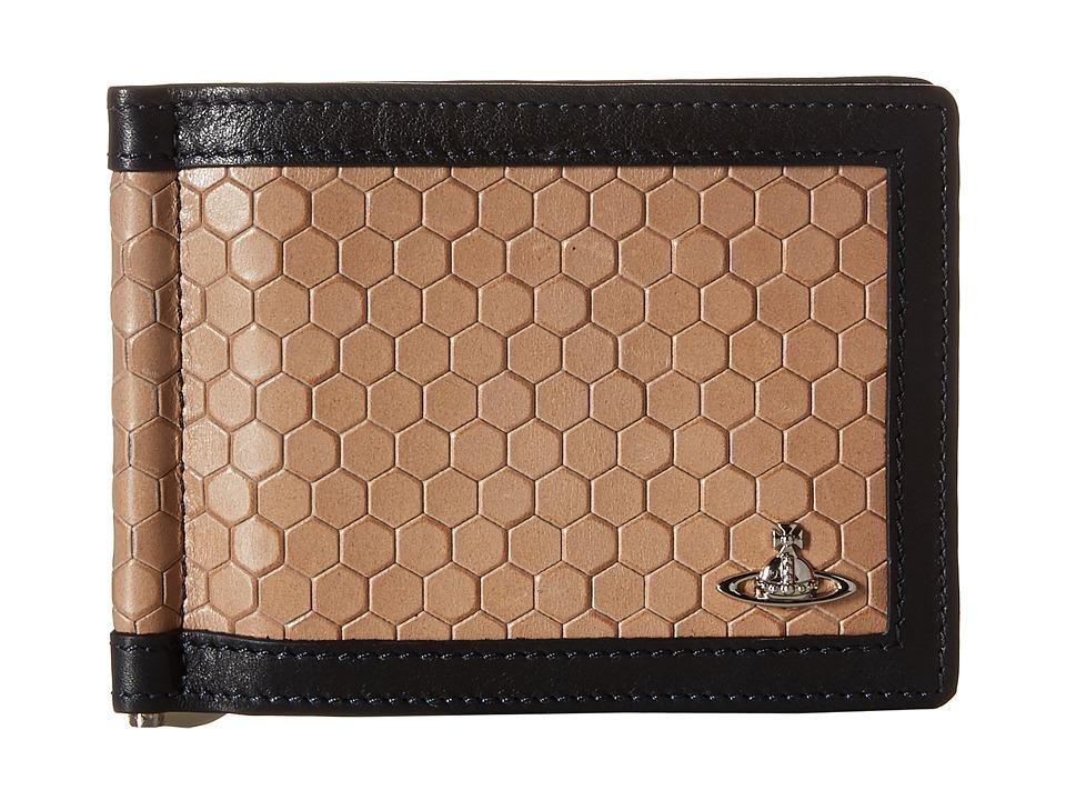 Vivienne Westwood - Cronos Wallet (Grey) Wallet Handbags