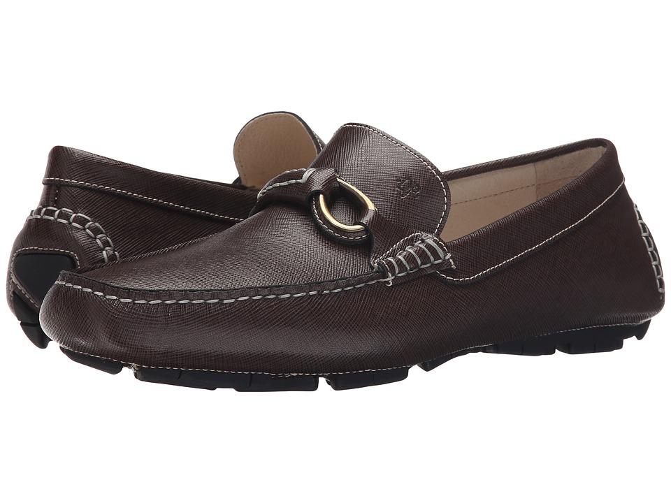 Donald J Pliner Herb Expresso Mens Slip on Shoes