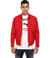 DSQUARED2 - Windbreaker Nylon Shirt Jacket