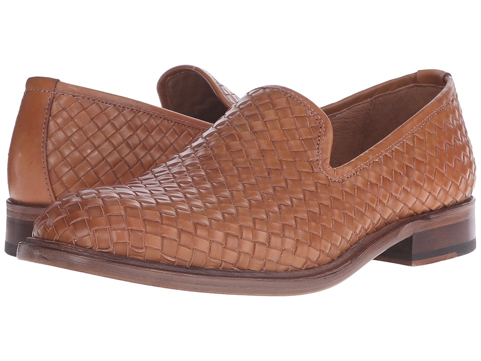 Donald J Pliner Zelvyn Saddle Mens Slip on Shoes