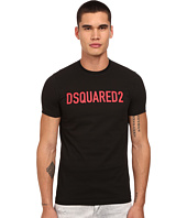 DSQUARED2 - Block Logo Classic Fit T-Shirt