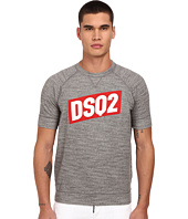 DSQUARED2 - Sexy Muscle Block Logo Sweatshirt