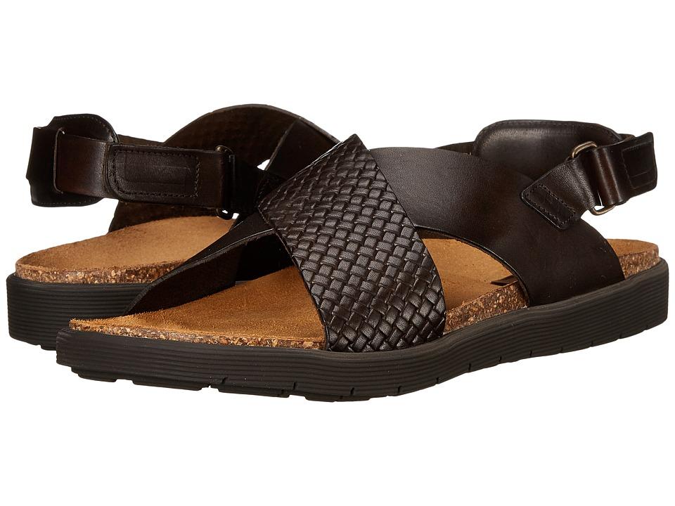 Donald J Pliner Harmon Expresso Mens Sandals