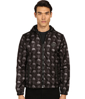 Philipp Plein - Mark Hooded All Over Skull Jacket