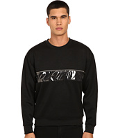 McQ - Zip Oversized Sweatshirt