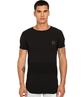 Philipp Plein - Exagon Drop Tail T-Shirt